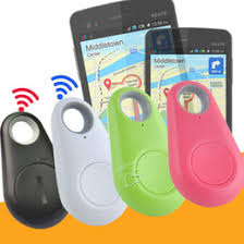 Mini Wireless Phone Bluetooth 4.0 No GPS Tracker Alarm iTag Key Finder  Voice Recording Anti-