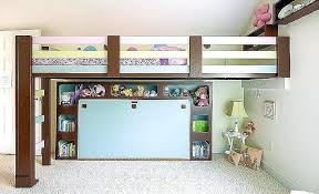 Bunk Beds For Short Ceilings Fresh Bedroom Makeovers U Custom Loft Page  With Low Bed . Short Loft Bed ...