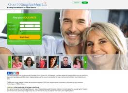 internet dating over 50