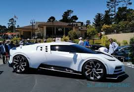Having won the second serie a championship in the second year with juventus, cristiano ronaldo bought a car as a championship gift. Bugatti Centodieci Is Limited To Ten Units And Cristiano Ronaldo Has One Slashgear