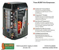 Trane Seer Rating Chart 10 Best Trane Heating And Air Conditioners Images Heating