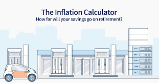 projected inflation calculator the inflation calculator how far will your savings go
