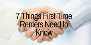 filling out applications 7 things first time renters need to know 1