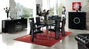dining room sets las vegas. Living Room Sets Las Vegas Black Leather Modern Formal Dining Table W Chrome Legs Cheap