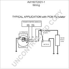 prestolite leece neville avi160t2001 1 wiring diagram