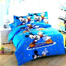 mickey twin bedding mouse comforter set popular king blue mickey mouse bedding twin full size comforter set sheets