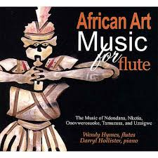 African Art Music for Flute by Wendy Hymes