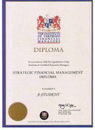 icfm dipsm Агентство по МСФО icfm dipsm международный диплом по программе Стратегический менеджмент