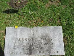 Burke Ivan Powers (1918-1990) - Find A Grave Memorial