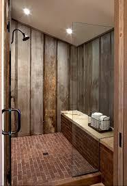 Rustic Walk In Shower Designs 4 24 SPACES