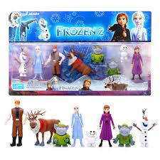 Đông Lạnh 2 Elsa Anna Olaf Búp Bê