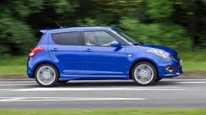 Suzuki Swift Ocean Light Blue Get Ready For The Swift Sport Turbo Top Gear