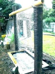 wall water fountain garden fountains for outdoor wall fountains outdoor water wall garden fountains for