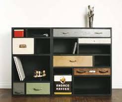 modern vintage drawer furniture o