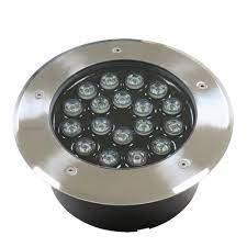 Đèn LED Âm Đất Tròn 18W IP65 ngoài trời TL-ERS18