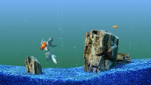 Hd Animated Fish Tank Wallpaper Dowload Wallpaper Wiki