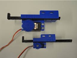 Arduino Blog Linear Movement With Arduino And 3d Printing