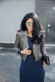 cropped leather jacket jacket linea pelle