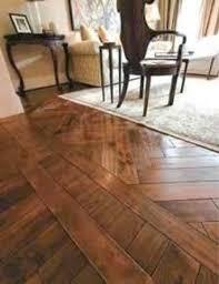 Wood floor designs herringbone Tile Herringbone Wood Floors Meet Straight Boards Transition Is At Wall Area Which Helps To Define The Spaces Pinterest Herringbone Wood Floors Meet Straight Boards Transition Is At Wall