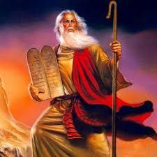 закон мойсея , мойсей