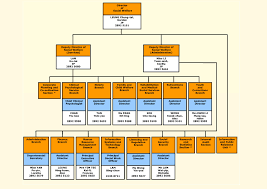 Social Welfare Department Dsw Organisation Chart