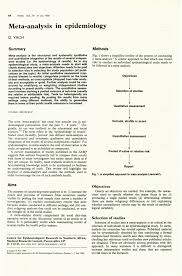 the informal essay visual