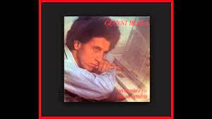 Gianni Bella - Io canto e tu _ edizione originale - YouTube