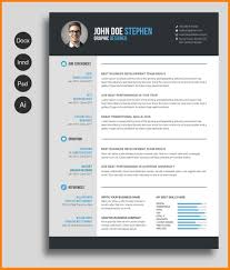 Modern Resume Template Microsoft Word Freewnload Creative Templates