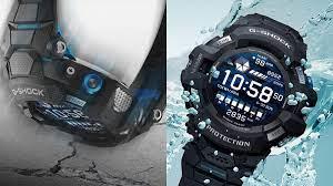 CASIO ra mắt đồng hồ thông minh G-SHOCK Wear OS ĐẦU TIÊN