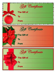 printable christmas gift certificate shopgrat example of printable christmas gift certificate template 2016