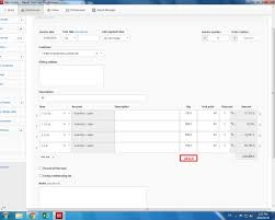 how to add total qty in s invoice purchase invoice credit untitled jpg1280x1024 134 kb