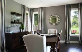 Paint Colors For Dining Room With Dark Furniture MonclerFactory - Gray dining room paint colors