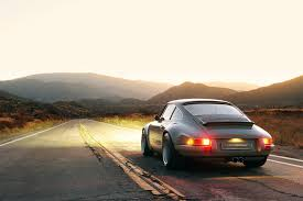 Singer likes to say that it reimagines the porsche 911, and if that's true, these twins may be their most imaginative yet. Singer Porsche Wallpapers Top Free Singer Porsche Backgrounds Wallpaperaccess