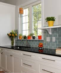Kitchen Window Sill Window Sill Kitchen Victorian With Marble Counter Flowers