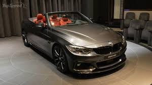 BMW Convertible 4 series bmw convertible : 2015 BMW 4 Series Convertible With M Performance Power Kit Review ...