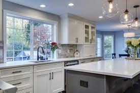 Modern Farmhouse Kitchen Cabinets Dewils Custom Cabinetry