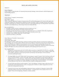 Summary Or Objective On Resume Work Objective For Resume Ideas Of Sample Career Objective Resume 70