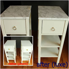 contact paper for furniture. DIY Marble Contact Paper - Before And After For Furniture Homedit