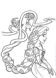 Small Picture Tangled Color Pages 21 Tangled Pictures To Print And Color Last