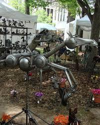 Metal Yard Ornaments Copy