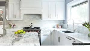 white kitchen backsplash ideas. Plain Backsplash Kitchen Backsplash Images Gold White Tile Ideas  With Black Granite Countertops To