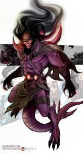 shadow demon by gothicmalam91 on deviantart