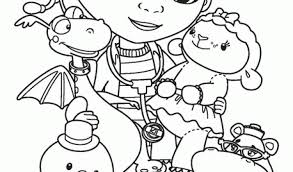 Small Picture Disney Junior Coloring Pages Online Free Download Coloring Disney