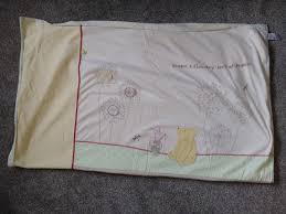 mothercare classic winnie the pooh cot bed bedding collection only 1 of 6 see more