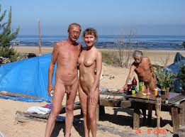 Adult swingers orgy at nudist camp