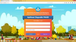 Rilis pembaruan aplikasi dapodik versi 2021.d. Dapodik Paud Dinas Pendidikan Dan Kebudayaan