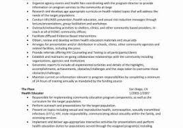 Public Health Specialist Sample Resume Download Mental Health Specialist  Resume
