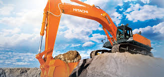 hitachi construction logo. hitachi heavy machinery parts excavator construction logo