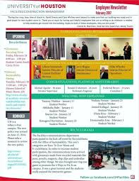 Newsletter Format Examples Best Newsletter Examples For Students 6 Employee Format