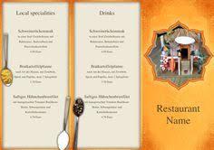 16 Best Indian Restaurant Menu Design Images Restaurant Menu
